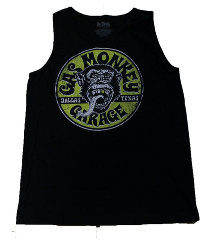 Fast N Loud Gas Monkey Garage Equipped Men's tank Top