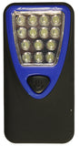 "4.5 Inch Magnetic ""BAM"" Work Light Flashlight"