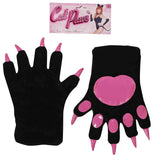 Forum Novelties Women's Cat Paws Adult Costume Gloves