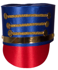 Costume Accessory - Toy Soldier Drum Hat Major
