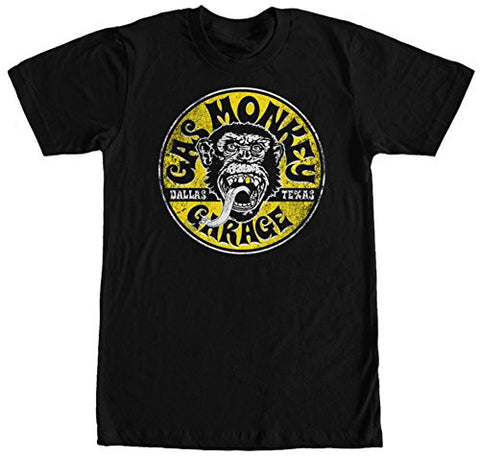 Gas Monkey Garage Equipped Boys Youth T-Shirt