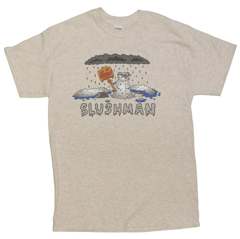 Christmas Slushman Men's T-Shirt