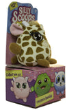 Series One Silly Scoops Plush Toy with Surprise Plush - Maple Nut Giraffe