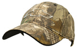 Unisex Adult Chevy Chevrolet Silver Logo Camo Baseball Cap Hat