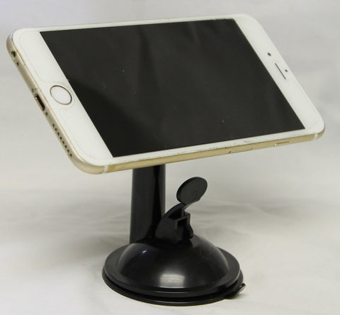 Tech 360 Smart Phone Holder Mount with Infinite Rotation