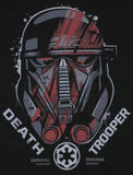 Men's Star Wars Rogue One Squad Helmet T-Shirt