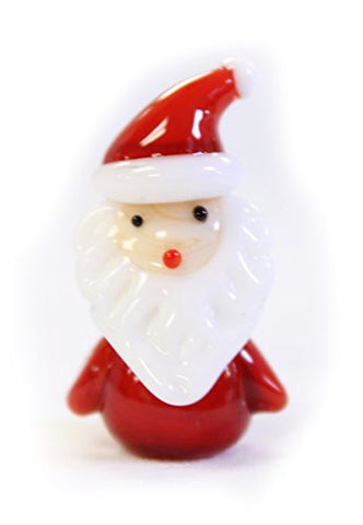 Ganz Miniature Glass Figurine - Santa Claus (EX23164)