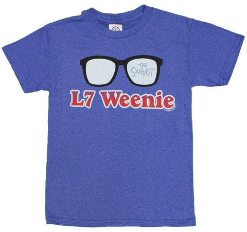 Boys 4-20 The Sandlot L7 Weenie Glasses T-Shirt