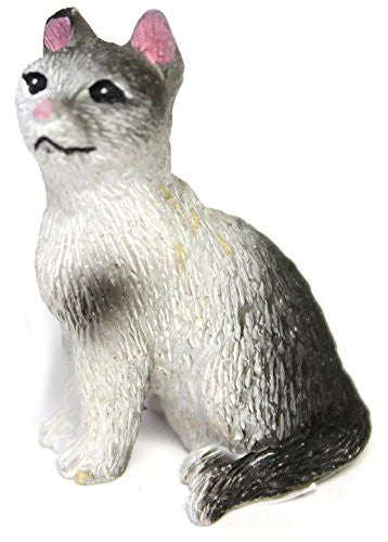 "Ganz Collectible Fairy Garden 1.5"" Cat Figurine"