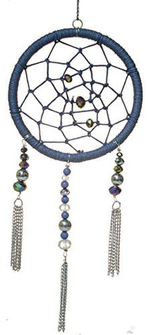 Ganz 7 Inch Long Hanging Beaded Dream Catcher
