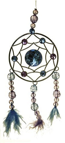 Crystal Expressions 10 Inch Beaded Dream Catcher