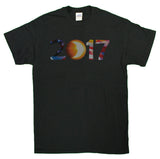 Mens The Great American Eclipse 2017 Commemorative TShirt