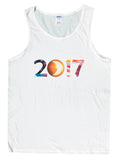 Mens The Great American Eclipse 2017 Commemorative Tank Top