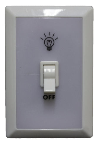 6 LED Night Switch Closet Light 4.5 Inches