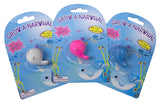 Grow A Narwhal - Set of Three Growing Narwhal Pets - Just Add Water