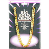 Forum Novelties Big Daddy 48 Inch Big Gold Chain Costume Accessory
