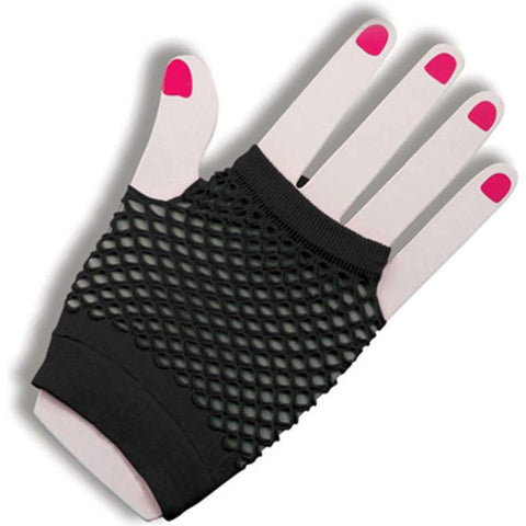 Forum Novelties Fingerless Fishnet Glove