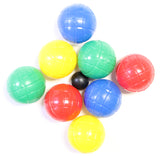 Beach/ Lawn Game- 4 Player Economy Bocce Ball Set With Carry Case