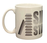 """Silver Stacker"" Silver Lovers Mug"