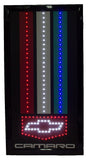"Chevrolet Camaro Officially Licensed 19""  LED Sign with Hang Chain"
