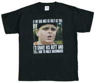 Big Boys 4-20 The Sandlot Ham Porter Ugly as You Youth T-Shirt