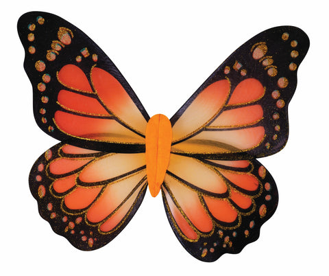 Costume Accessory - Monarch Butterfly Wings
