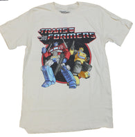 Transformers Retro 80's Best Licensed Men's T-Shirt (small)