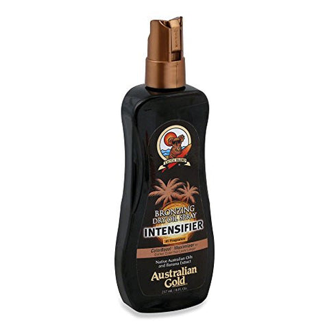 Australian Gold Exotic Blend Bronzing Dry Oil Intensifier Spray -- 8 fl oz