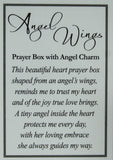 Ganz Angel Wings Prayer Box with Story Card