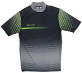 Tribal Surf RGMD Men's Short Sleeve Fast Dry Rash Guard UPF 50+