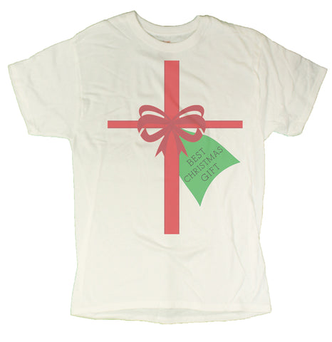 "Men's ""Best Christmas Gift"" Holiday T-Shirt"