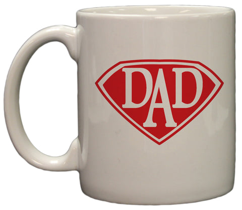 Super Dad Funny Father's Day 11oz Coffee Mug