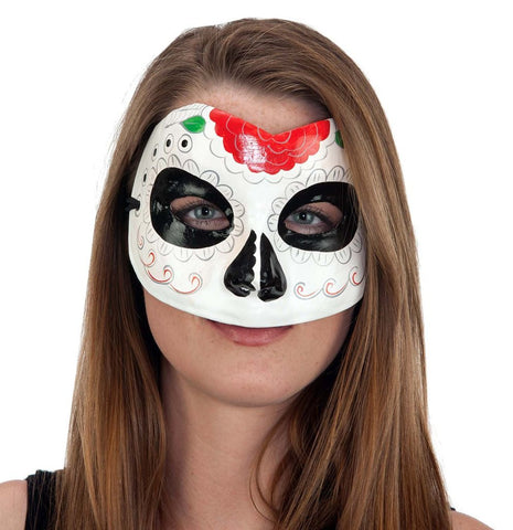 Day of the Dead Ladies Mask