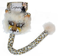 Costume Accessory - Leopard Mask and Tail Kit