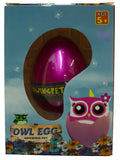 Grow An Owl - Owl Egg Hatching Pet, Just Add Water!