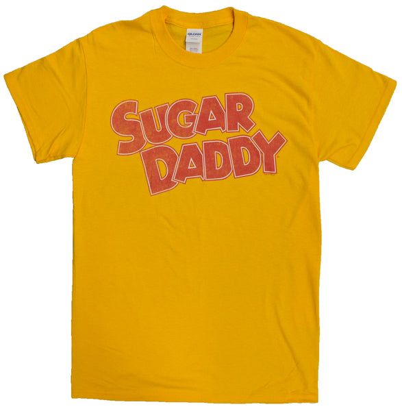 Tootsie Roll Industries Men's Officially Licensed Sugar Daddy T-Shirt