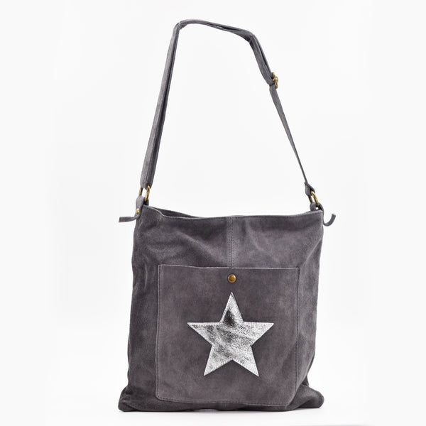Cross body star bag
