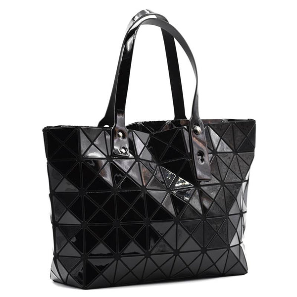 Design led Triangle bag with adjustable handle
