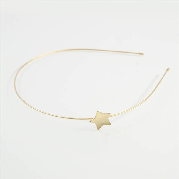 Single star hairband