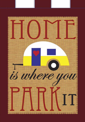 Home is Where You Park It - Islander Flags of Kitty Hawk, Inc.