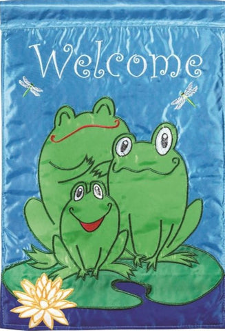 Welcome Frogs