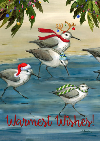 Silly Sandpiper Christmas