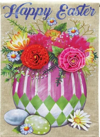 Easter Egg Flower Arrangement