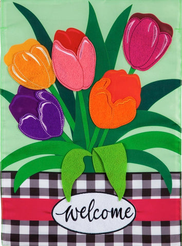 Welcome Spring Tulips