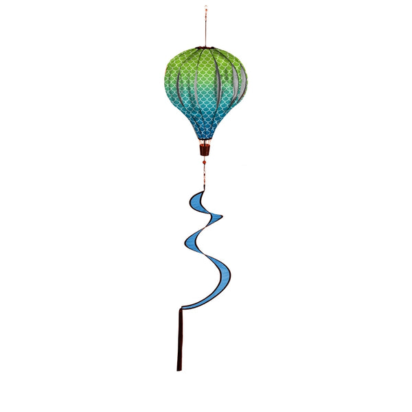 Mermaid Scales Balloon Spinner