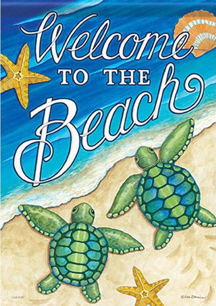 Beach Travelers - Sea Turtles