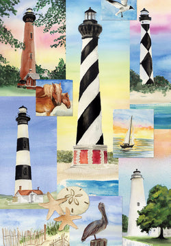 Five Lighthouses - Islander Flags of Kitty Hawk, Inc.