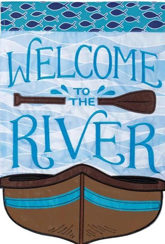 Welcome to the River