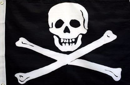 Jolly Roger - Islander Flags of Kitty Hawk, Inc.