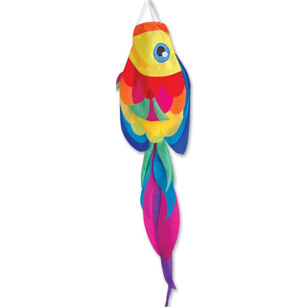 Rainbow Tang Fish Windsock